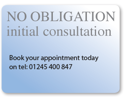 No Obligation initial consultation